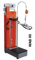 Оборудование для заправки бытовых газовых балонов