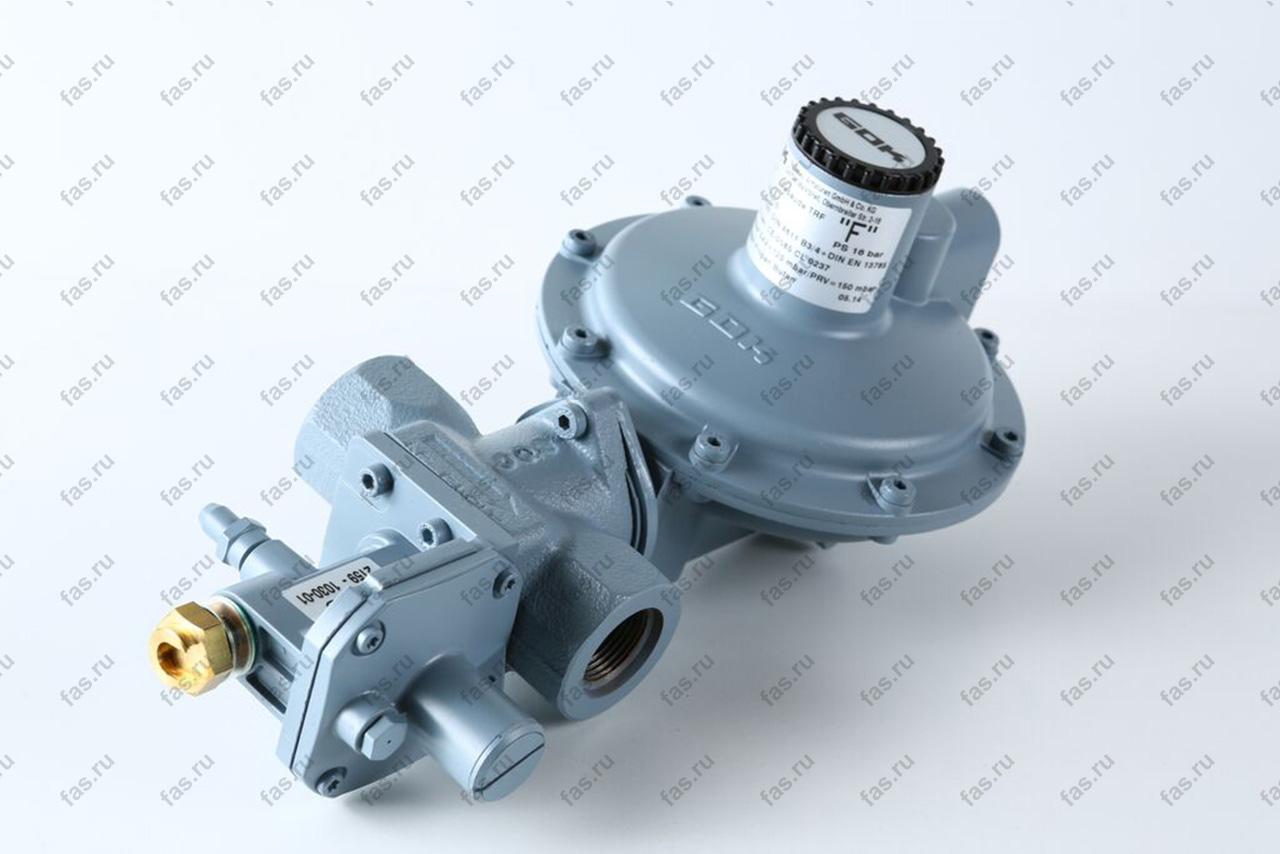 FAS 28303 Клапан предохранительный с запорным клапаном